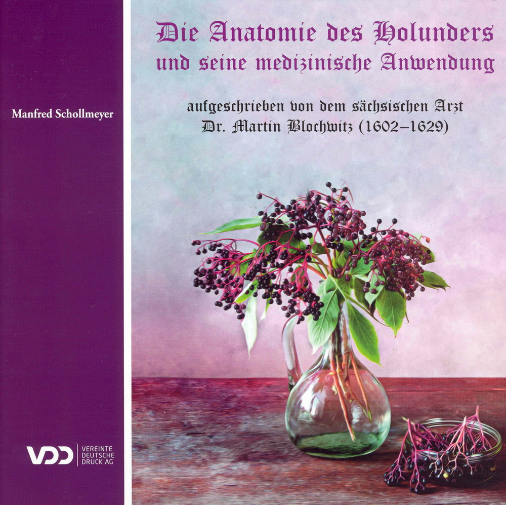 Literatur - Holler Vulkan - Zieh den Hut vor dem Holunder ...