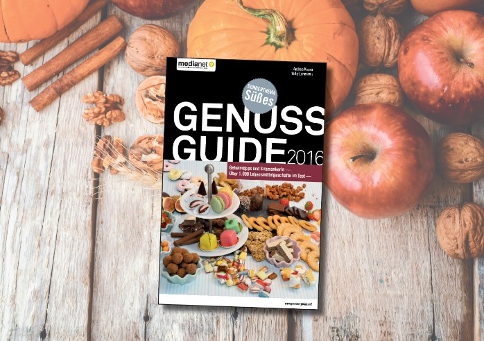 Holler Vulkan Genuss Guide 2016 Wien